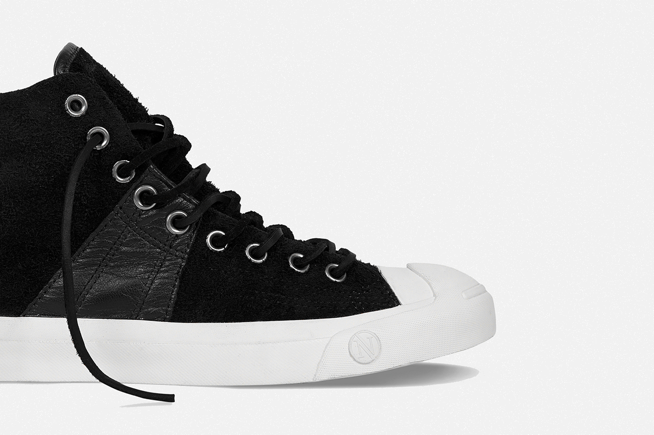 INVINCIBLE for Converse First String Jack Purcell Johnny Preview