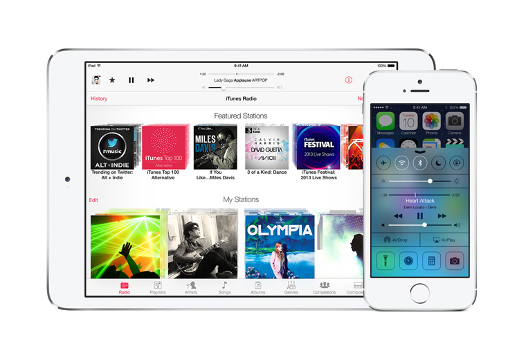 iOS 7 Is Now Available
