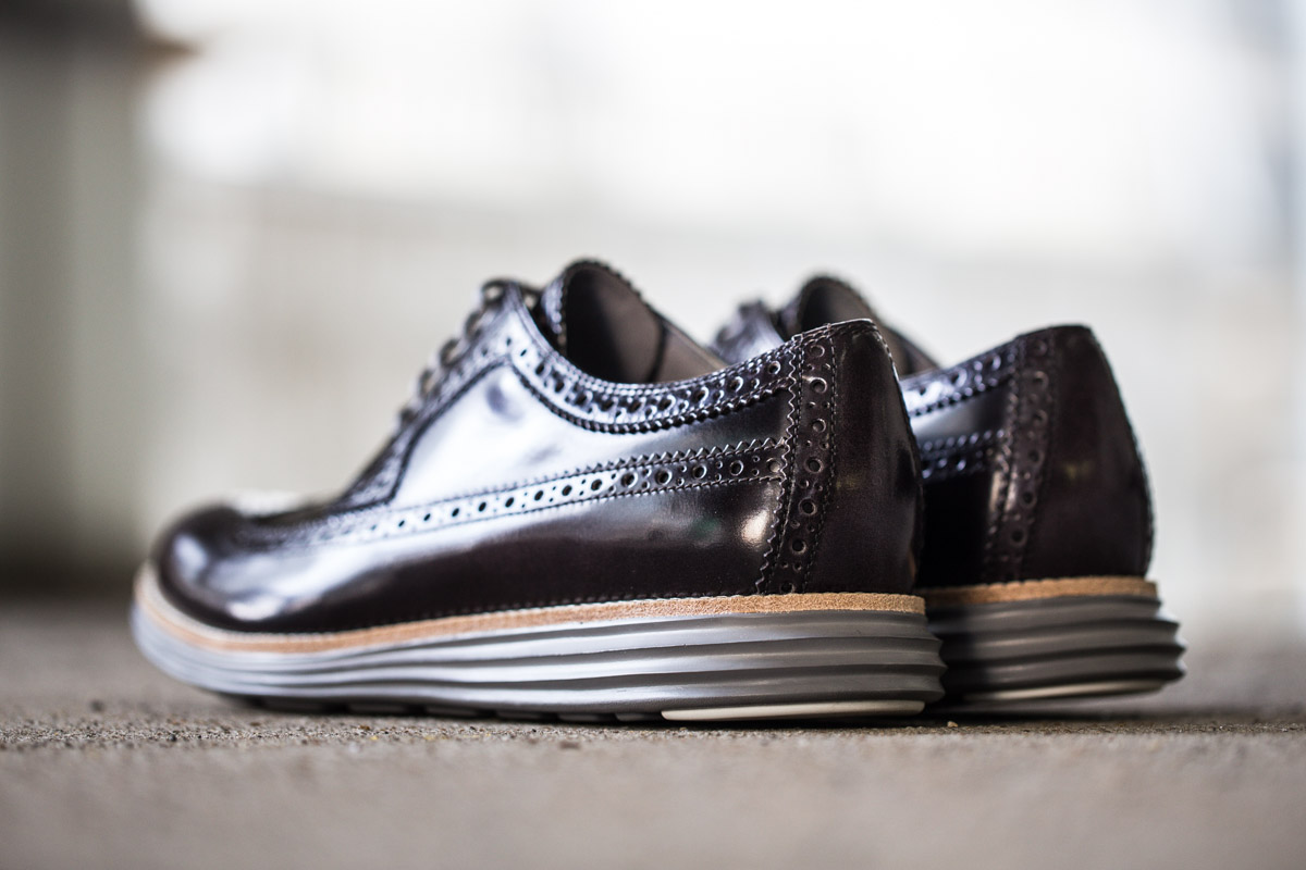 isetan x cole haan lunargrand longwing shinjuku 10th anniversary collection