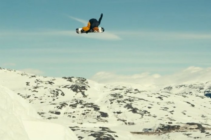 Jake Blauvelt 'Naturally' Snowboarding Video Trailer