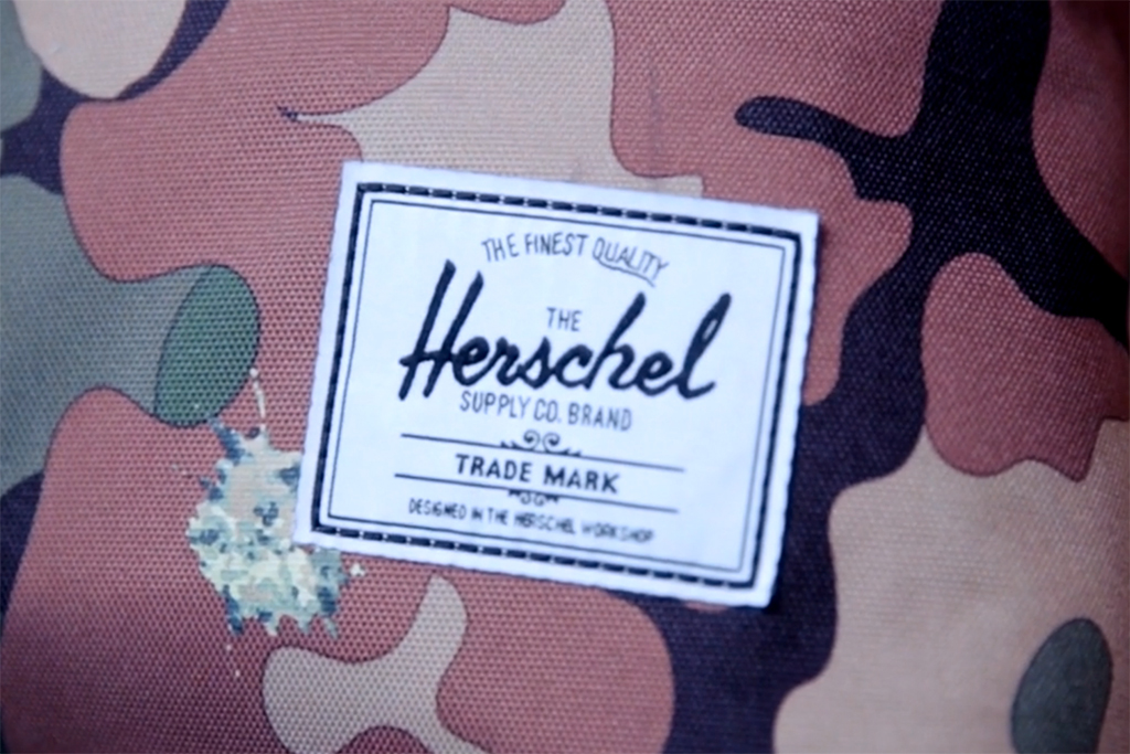 "jeffstaple for Herschel Supply Co. 2013 Fall ""Knowmatic"" Collection"
