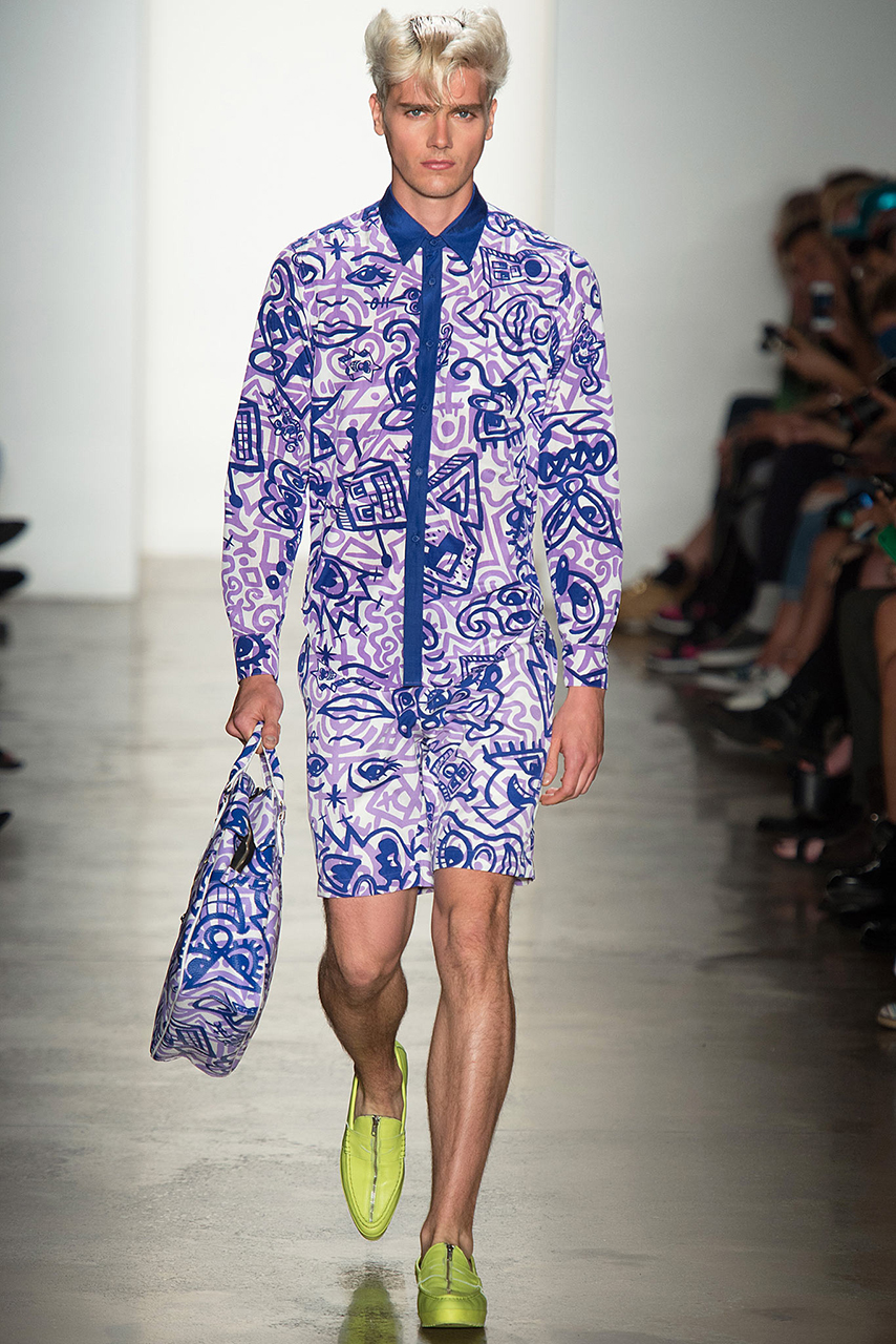 jeremy scott 2014 spring summer collection