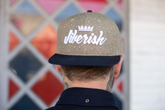 Jiberish 2013 Fall Lookbook