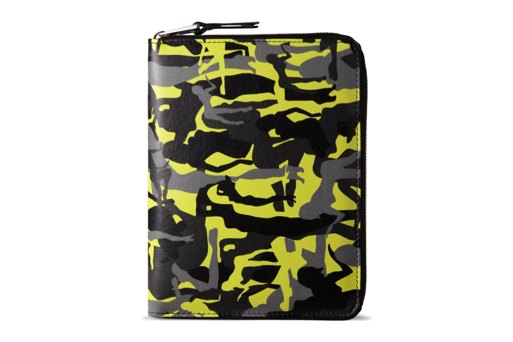 "Jimmy Choo 2013 Fall/Winter ""Porn Camo"" iPad Cases"