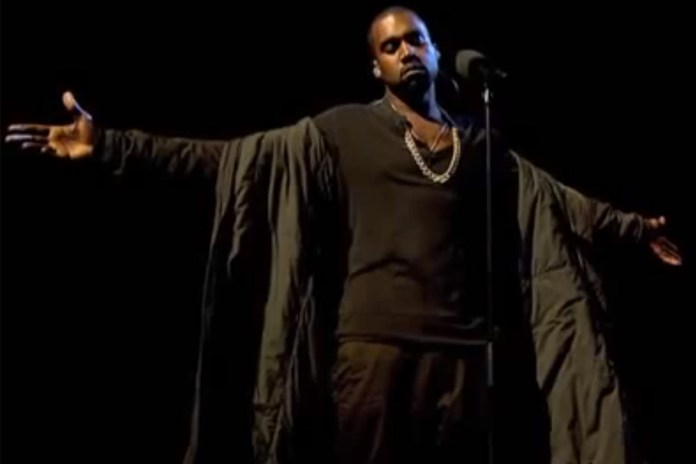 "Kanye West Performs ""Bound 2"" Live on 'Later… with Jools Holland'"