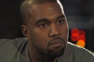 Kanye West Sits Down with BBC Radio 1′s Zane Lowe – Part 2
