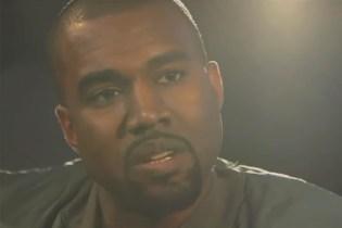 Kanye West Sits Down with BBC Radio 1′s Zane Lowe – Part 4
