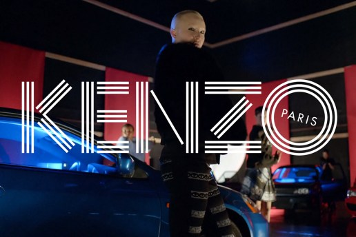 "Kenzo 2013 Fall/Winter ""Eye Beams"" Video"