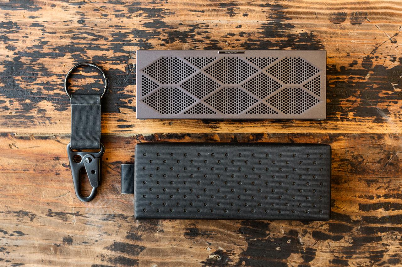 KILLSPENCER Leather Speaker Case for the MINI JAMBOX