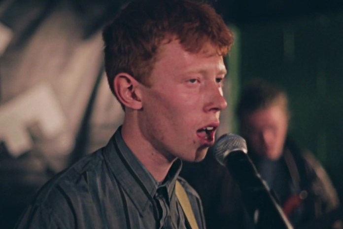 King Krule Performs at ALIFE Sessions