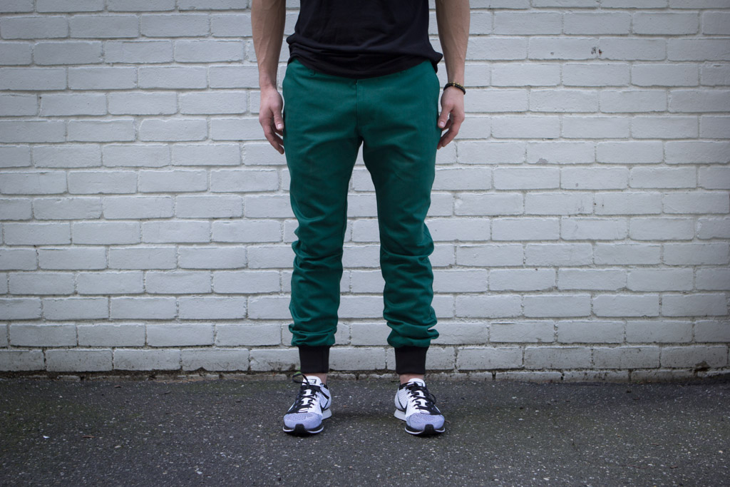"""Kith Kicks Off """"Mercer Mondays"""" with the 20 oz Forest Green Mercer Pants"""