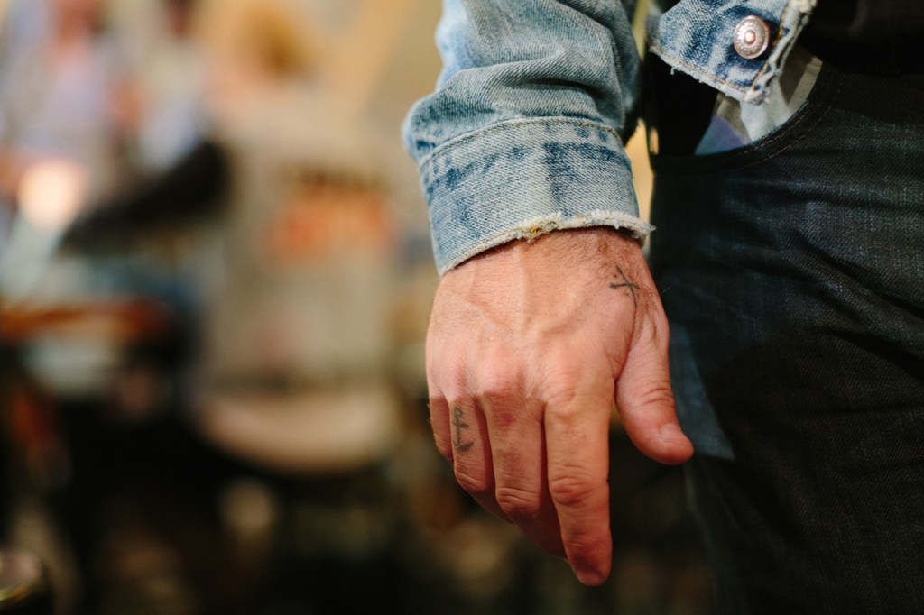 Levi's® Station to Station: Jay Carroll of the Levi's Makers Project Discusses the Importance of Artisans