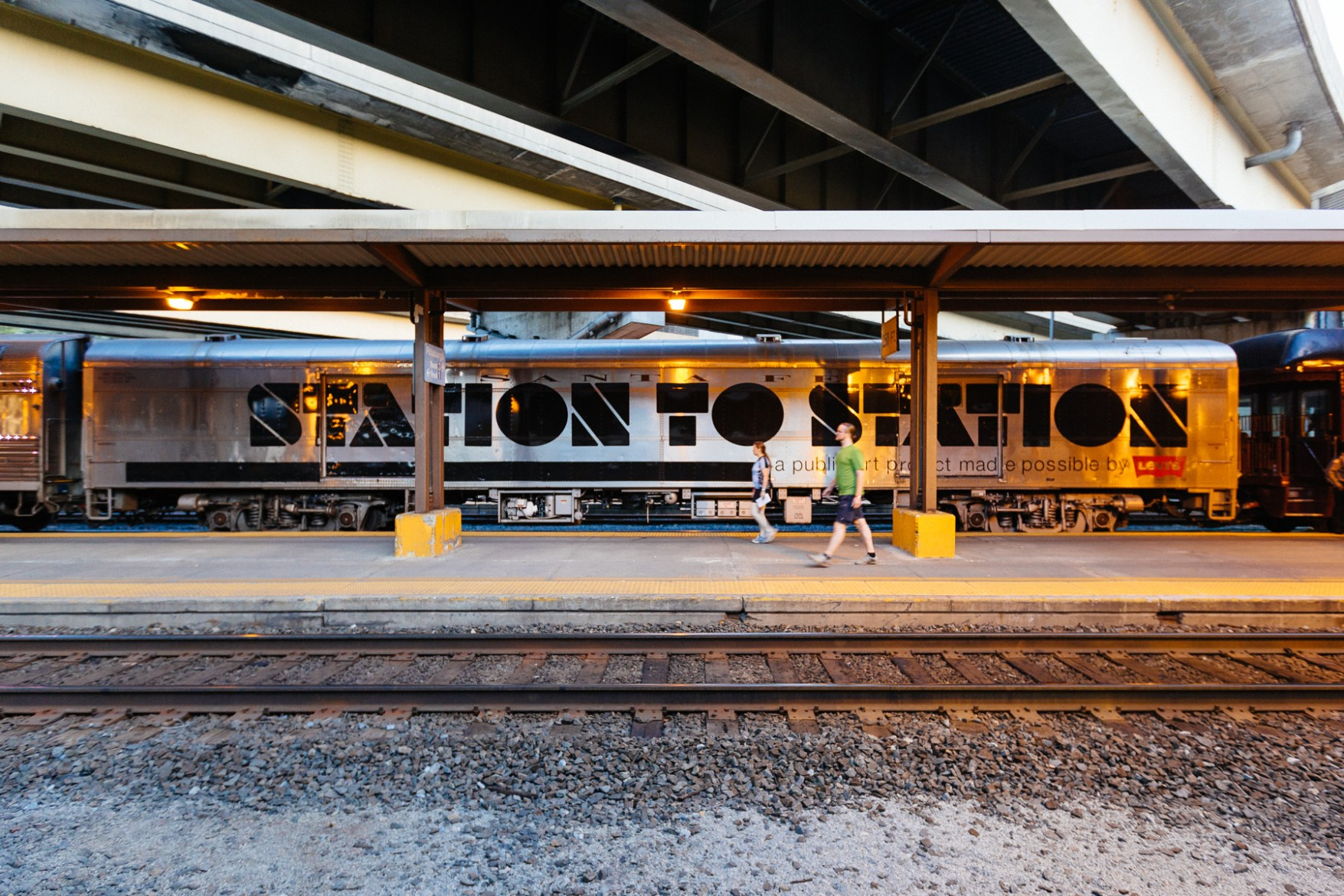 Levi's® Station to Station: Pittsburgh Recap