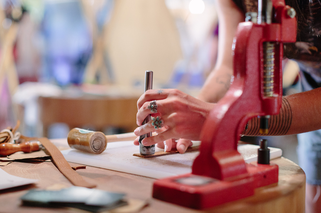 Levi's® Station to Station: PROCESS with Alice Saunders of Forestbound