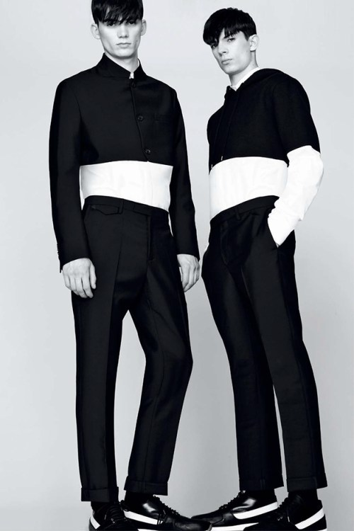 KRISVANASSCHE 2013 Fall/Winter Campaign