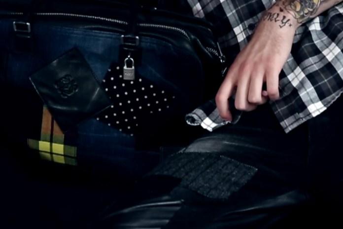 Loewe x Junya Watanabe COMME des GARÇONS Preview Video