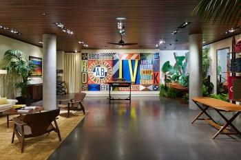 Louis Vuitton L'Aventure Pop-Up Store