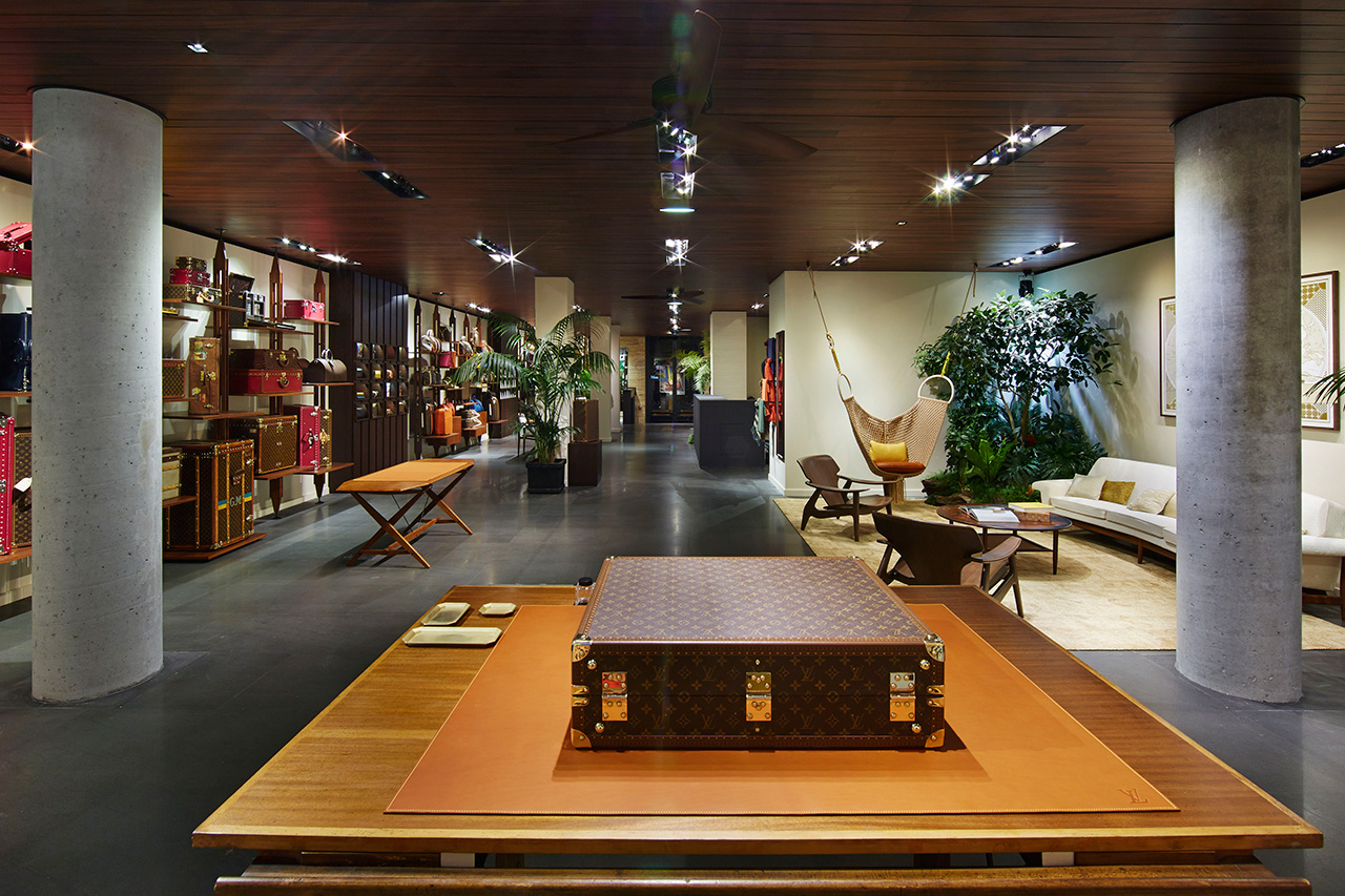 louis vuitton laventure pop up store