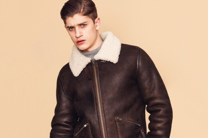 Louis W. for A.P.C. 2013 Fall/Winter Lookbook