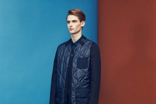 Lowell Tautchin for Mauro Grifoni 2013 Fall/Winter Lookbook