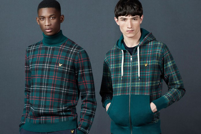 Lyle & Scott 2013 Scotts Tartan Collection