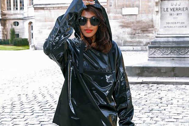 M.I.A.'s Versace Collaboration is Coming Soon