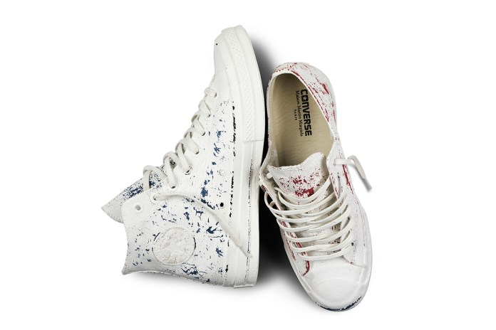 Maison Martin Margiela x Converse First String 2013 Collection Official Release Details