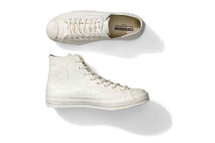 Maison Martin Margiela x Converse 2013 Fall Collaboration Unveiled