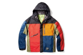 Manastash 2013 Fall/Winter 4-way Parka