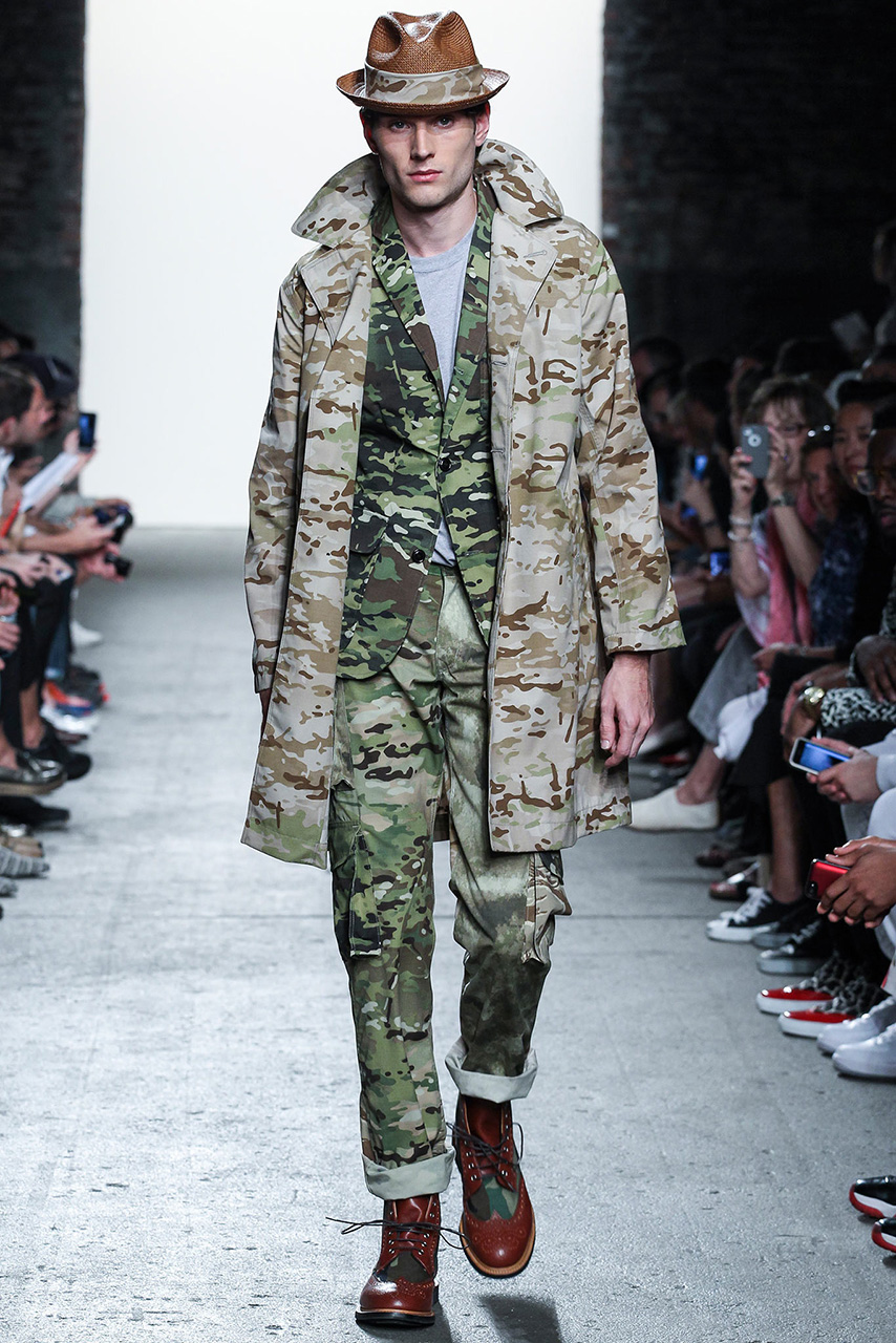 mark mcnairy new amsterdam 2014 spring summer collection