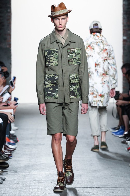 Mark McNairy New Amsterdam 2014 Spring/Summer Collection