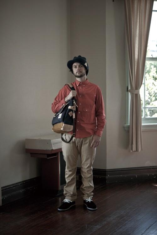 master-piece 2013 Fall/Winter Lookbook