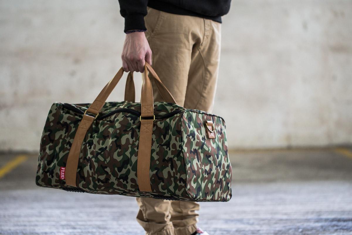 mayor x flud bag collection