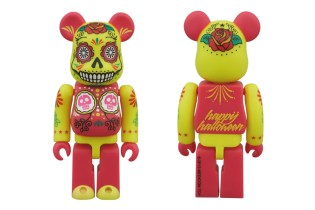 "Medicom Toy 2013 ""Happy Halloween"" 100% Bearbrick"