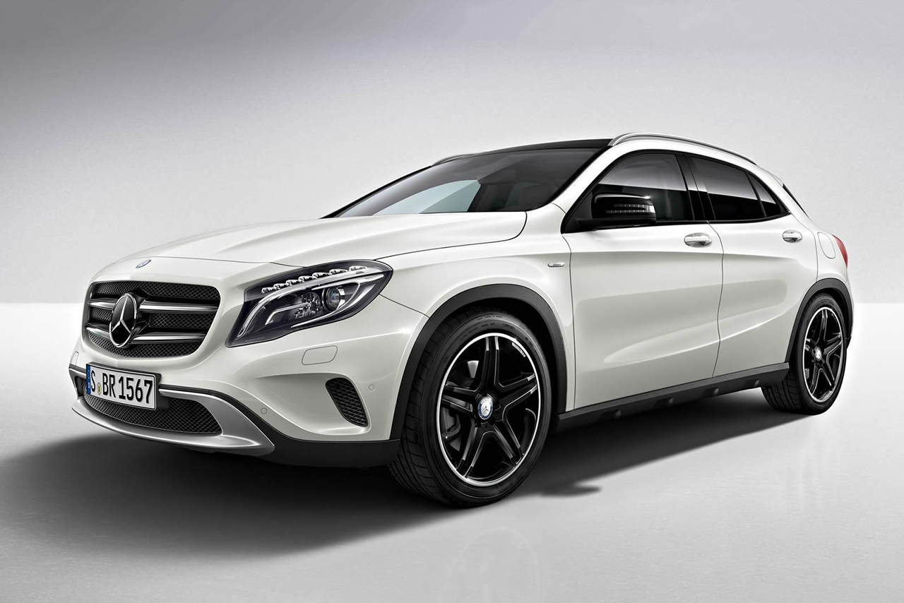 Mercedes benz 2014 gla class edition 1 hypebeast for 2014 mercedes benz gla class