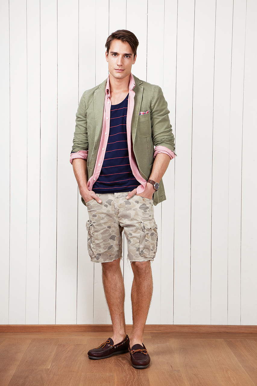 michael bastian x gant 2014 spring summer collection