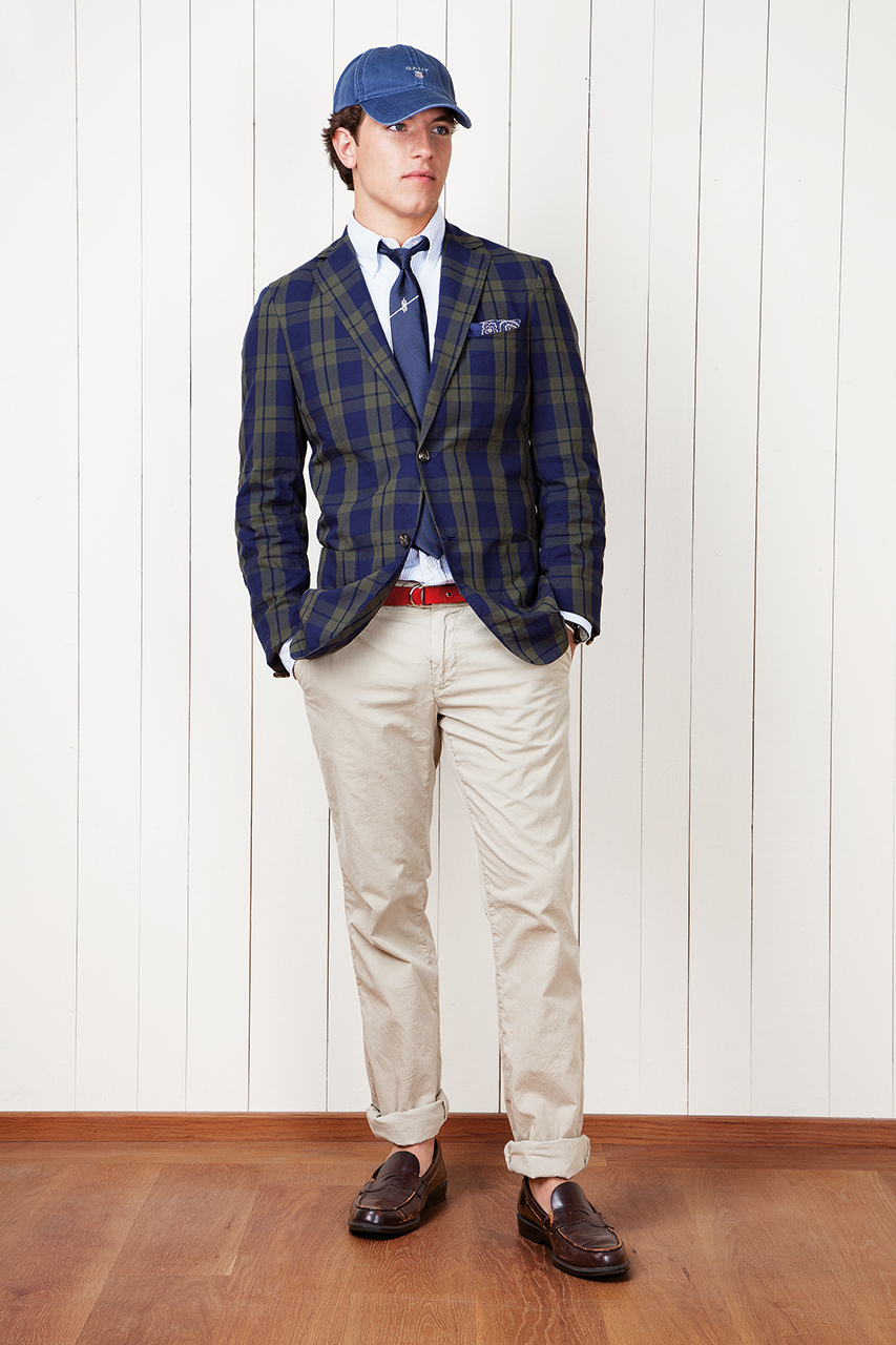 Michael Bastian x GANT 2014 Spring/Summer Collection