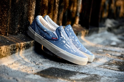 Milk Magazine x Vans Classics 12th Anniversary Collection