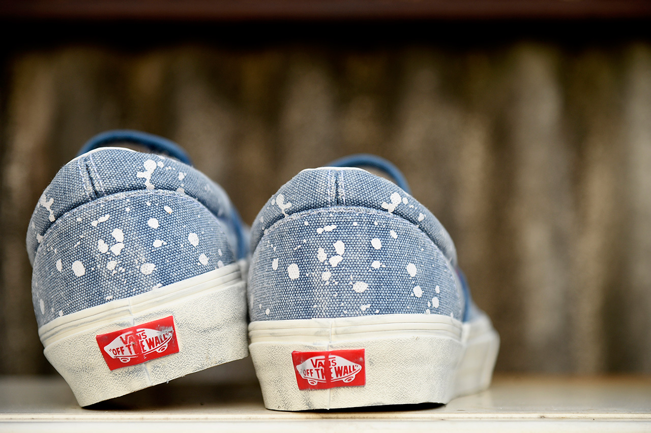milk magazine x vans classic 12th anniversary collection