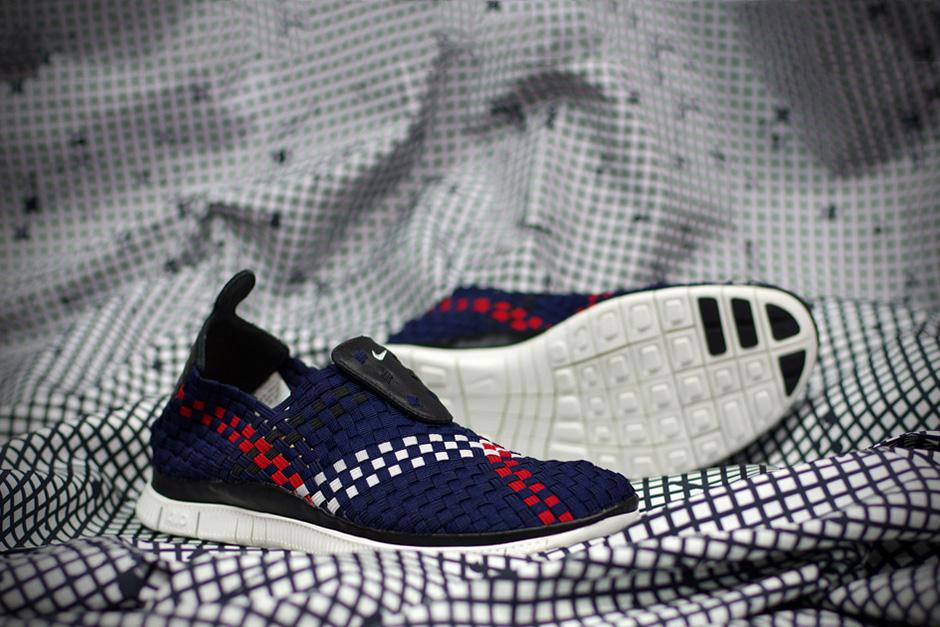mita sneakers x nike free woven 4 0