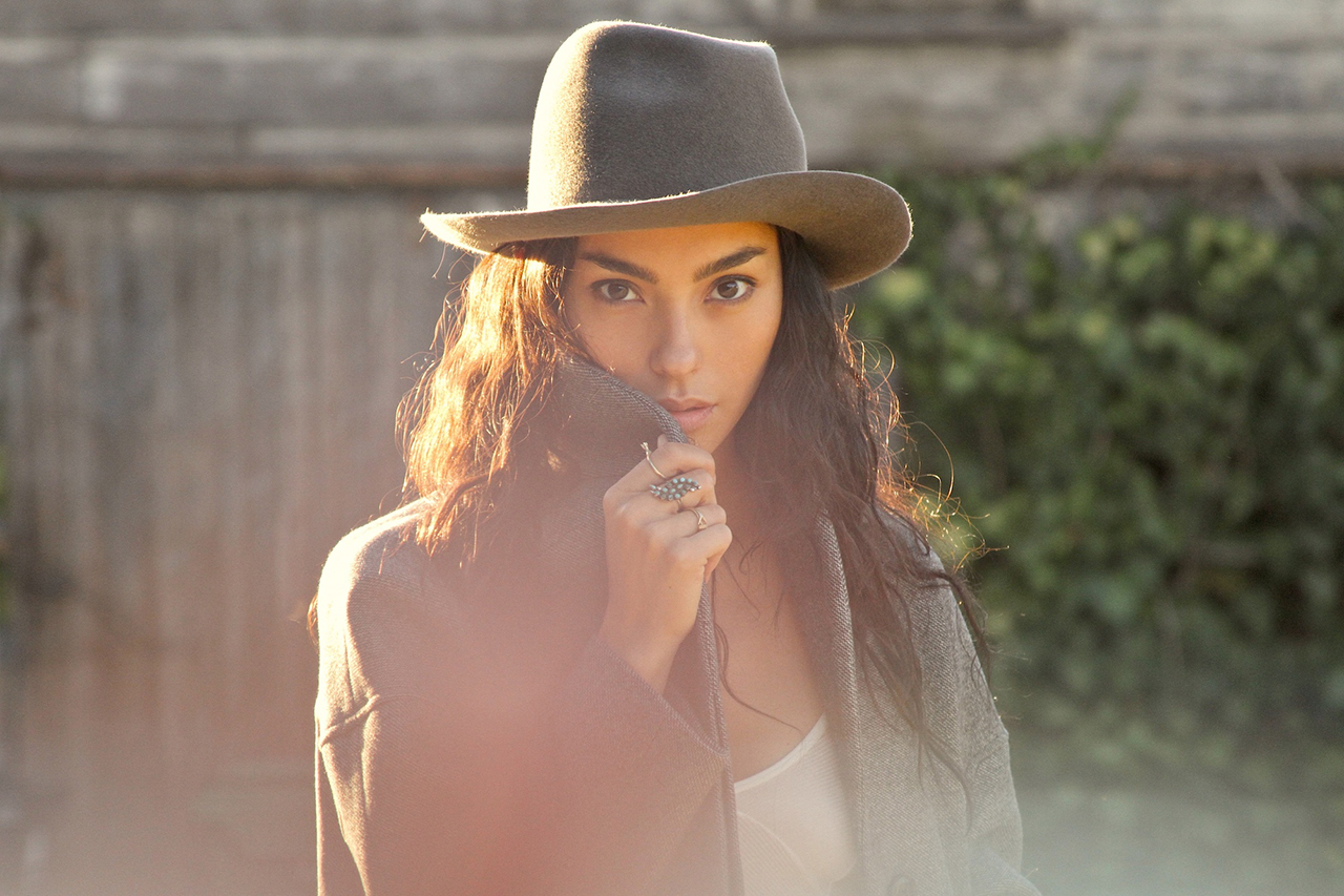 Mohawk General Store 2013 Fall Editorial featuring Adrianne Ho