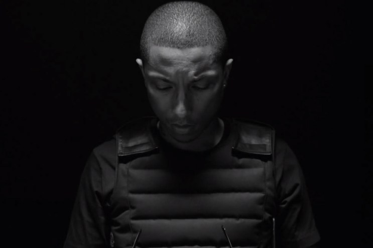Moncler Lunettes featuring Pharrell Williams
