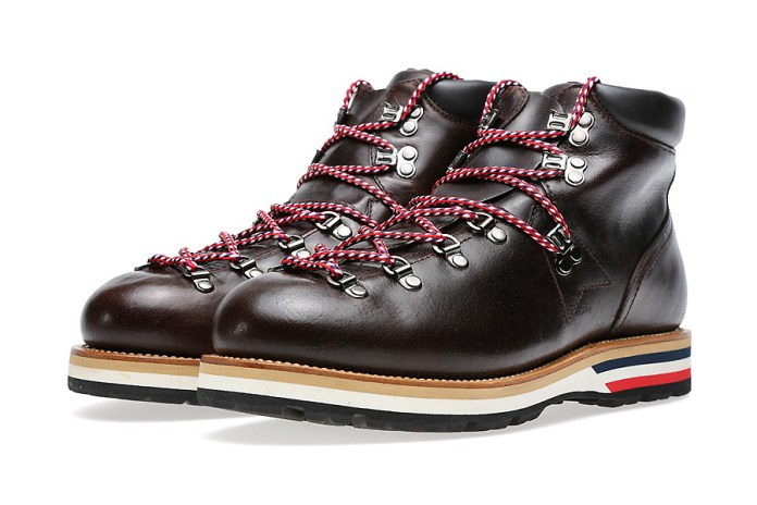 Moncler Matterhorn Mountain Boot Dark Brown