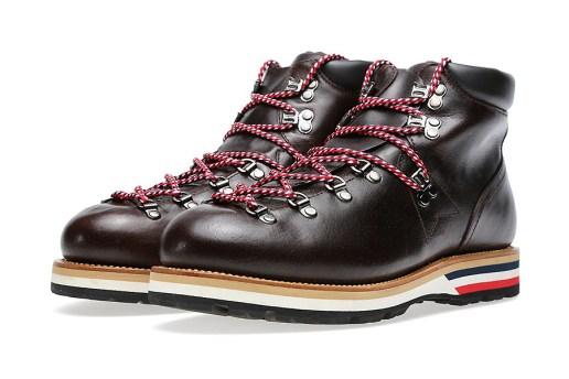 Moncler Matterhorn Mountain Boot Dark Brown
