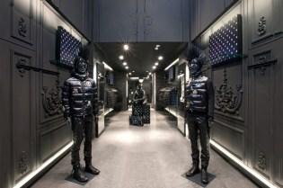 Moncler x mastermind JAPAN Paris Boutique