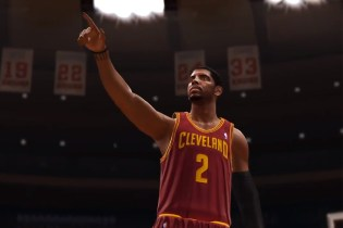 """NBA Live 14 Official """"First Look"""" Trailer"""
