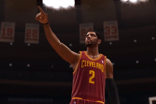 "NBA Live 14 Official ""First Look"" Trailer"
