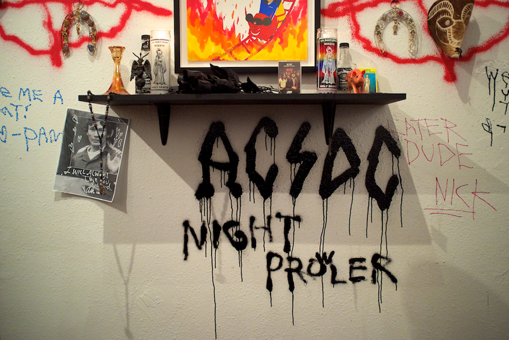 "Neck Face ""No Mercy For The Weak"" Exhibition @ New Image Art Gallery Recap"