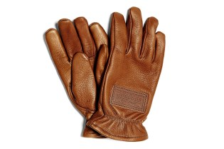 NEIGHBORHOOD 2013 BT Leather Gloves
