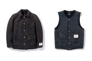 NEIGHBORHOOD × Brown's Beach Jacket 2013 Fall/Winter Capsule Collection